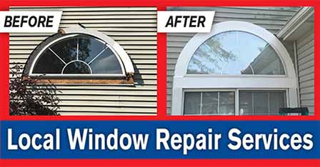 Local Window Repair Services