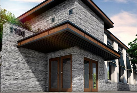 Eco Stone USA - Warrensville Heights, Ohio - Wide assortment of manufactured architectural stone and brick veneer products.