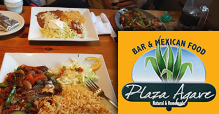 Plaza Agave Mexican Restaurant Cantina