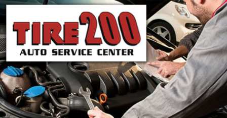 Tire 200 – Auto Service Center – Cleveland, Ohio
