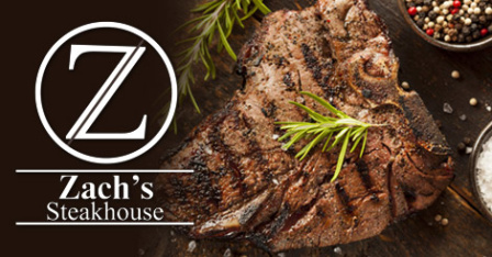 Zach's Steakhouse & Deli – Berea, Ohio