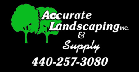 Accurate Landscaping Inc. & Supply – Painesville, Ohio