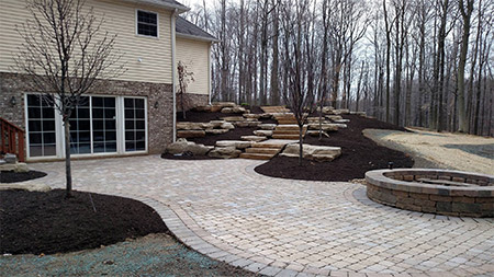 Accurate Landscaping Inc. & Supply - Painesville, Ohio - Specializing in Landscape Maintenance, Landscape Design, Hardscaping and Landscaping Equipment