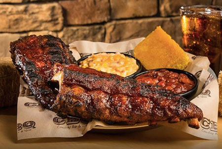 Cowboy Food and Drink - Chagrin Falls, Ohio - BBQ smoked in-house in our 500-pound Southern Pride Smoker! American & Tex-Mex Food, Craft Burgers & More.