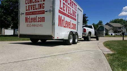 Mr. Level Concrete Leveling
