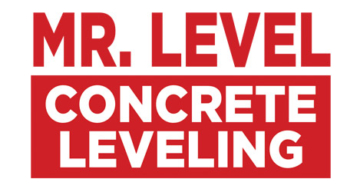 Mr. Level Concrete Leveling Logo