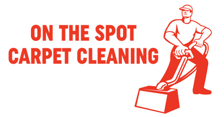 On The Spot Carpet Cleaning