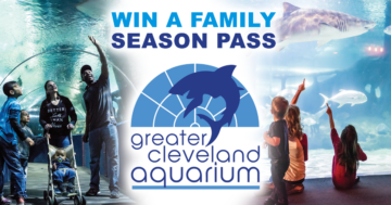 Greater Cleveland Aquarium Sweepstakes