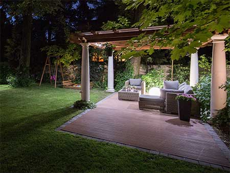 DeFazio Company - North Royalton, Ohio - Outdoor Lighting, Fence & Irrigation Professionals - Residential and Commercial - Since 2007