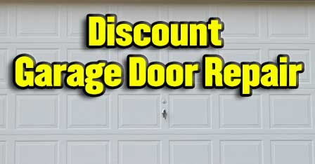 Discount Garage Door Repair