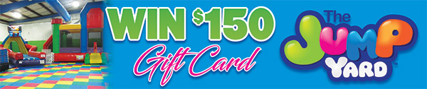 Enter to Win a Gift Card for The Jump Yard