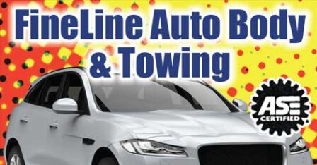 Fine Line Auto Body and Towing