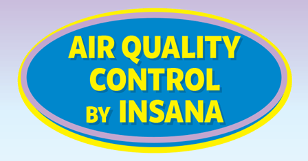 Air Quality Control by Insana