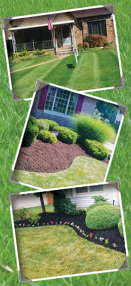Finished Touch Landscapes - Northeast Ohio Landscaper, Retaining Walls, Patios, Mulching, Lawn Maintenance, Spring Clean Ups