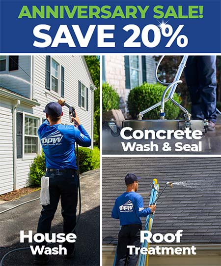 Perfect Power Wash Coupons - Norton, Ohio - is Cleveland and Akron's first choice for top quality power washing, pressure cleaning & exterior restoration services.