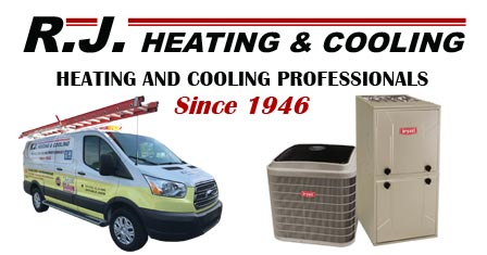R.J. Heating & Cooling – Brecksville, Ohio