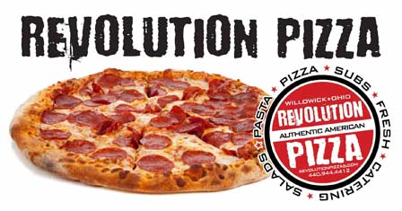 Revolution Pizza