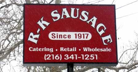 R & K Sausage