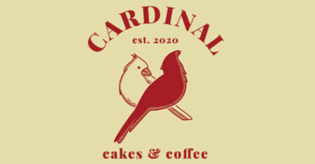 Cardinal Cakes and Coffee