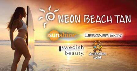 Neon Beach Tan