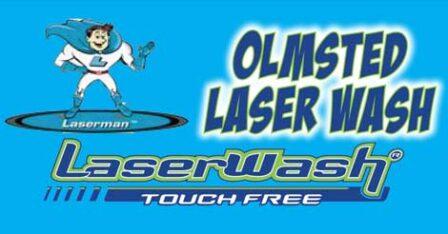 Olmsted Laser Wash
