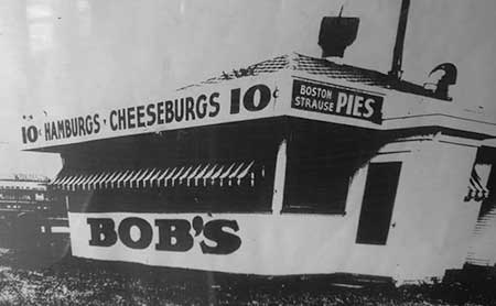 "Bob's Hamburg - Akron, Ohio - The oldest restaurant in Akron, and was voted ""The #1 Hole-In-The-Wall Burger in Ohio"""