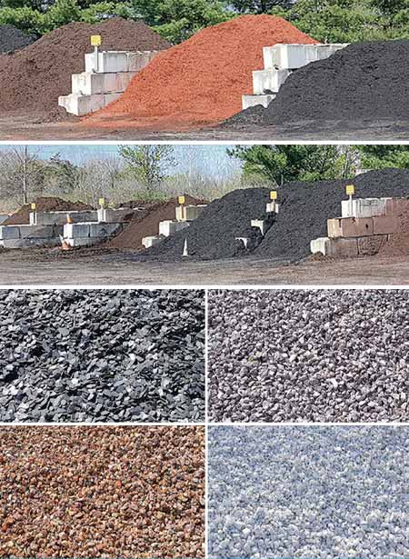 Royalton Supply Landscape Center - North Royalton, Ohio - Mulch, Topsoil, Stone and more landscaping supplies. Pickup & Delivery.