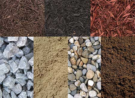 Cleveland Yard Supply - Northeast Ohio - Hardwood Mulch, Topsoil, Limestone, River Rock, Play Sand & More. Pick-Up & Delivery Available.