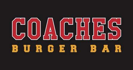 Coaches Burger Bar
