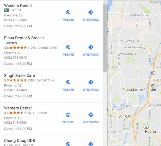 What Is A Google My Business Listing? A Google My Business listing is the central hub for all your contact information on Google.